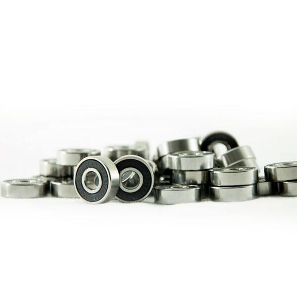 Black Revolver bearings / cojinetes ABEC 3