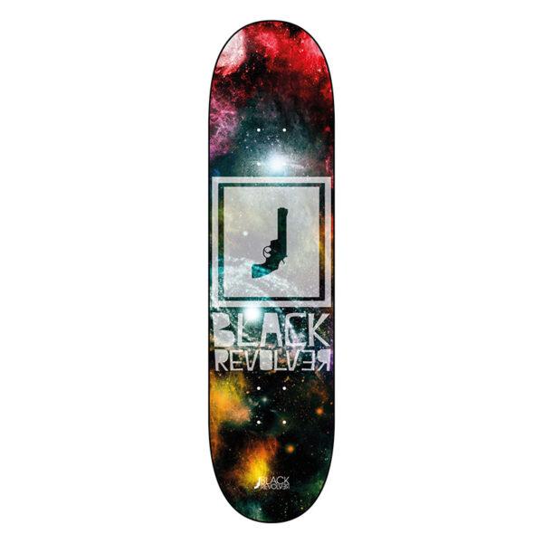 """Black Revolver tabla / deck """"Space Square"""""""