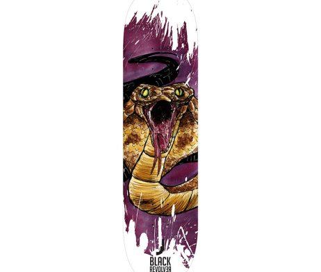 Black Revolver animalia & insecta collective cobra deck