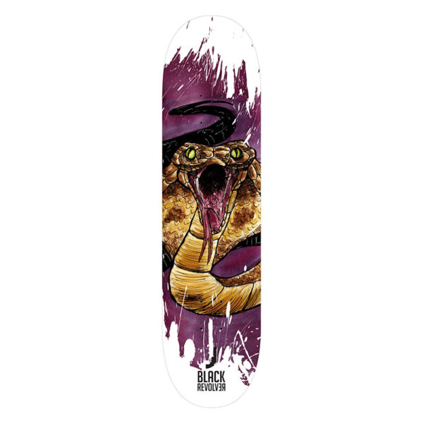 Black Revolver animalia & insecta collective cobra deck
