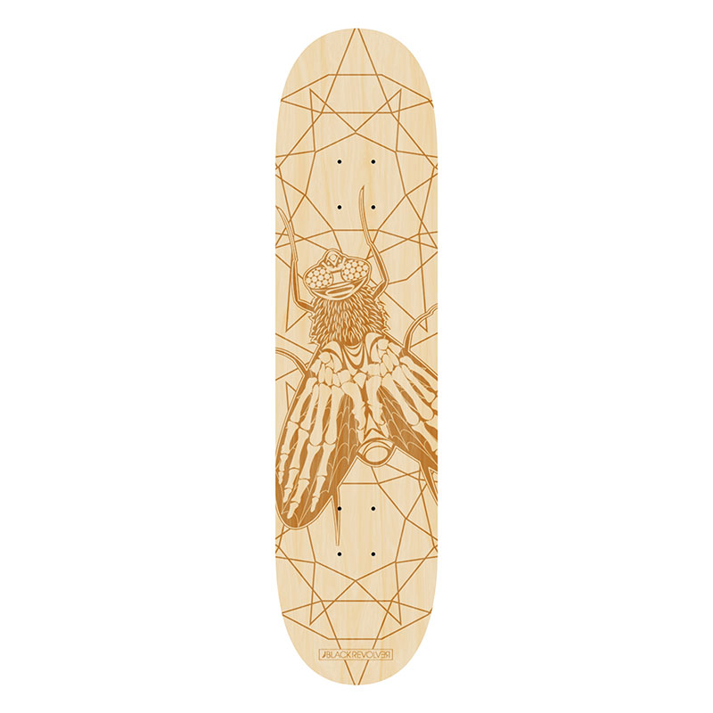 Black Revolver animalia & insecta collective fly deck