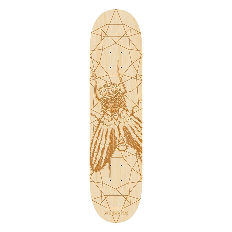 Black Revolver animalia & insecta collective fly deck