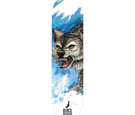 Black Revolver animalia & insecta collective wolf deck
