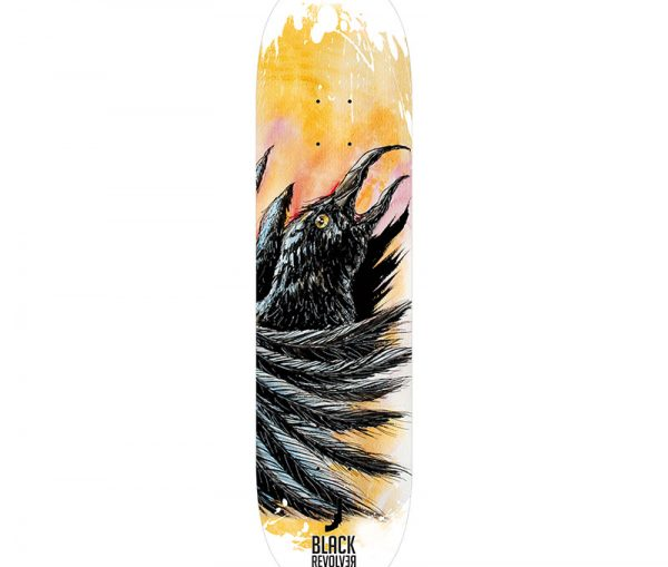 Black Revolver animalia & insecta collective raven deck