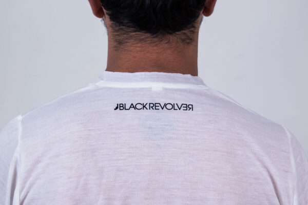 Black Revolver Apparel / Classic V Neck Tee