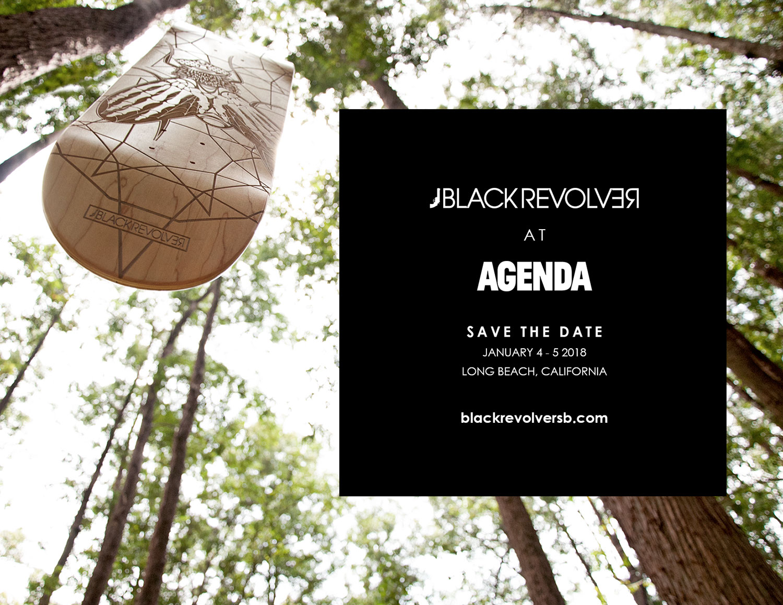 Black Revolver X Agenda Show