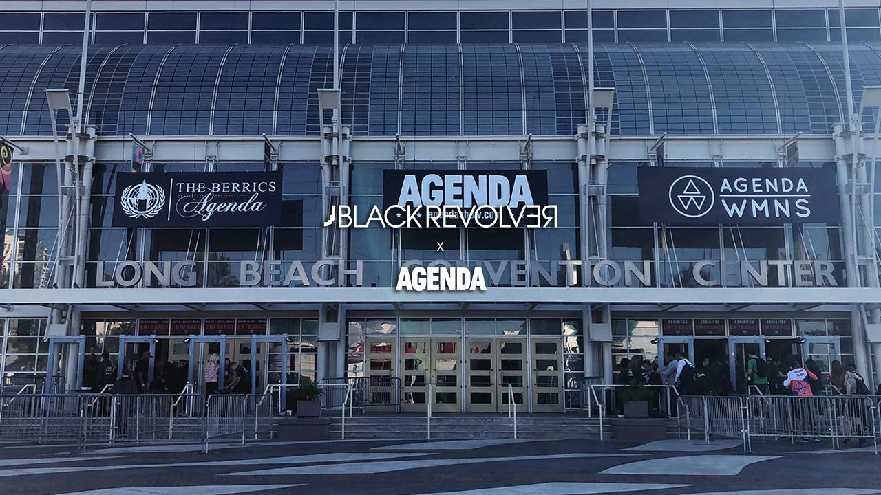 Black Revolver x agenda 2018 featured