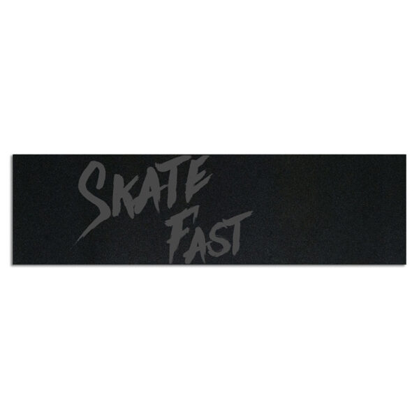 Black Revolver griptape skate fast