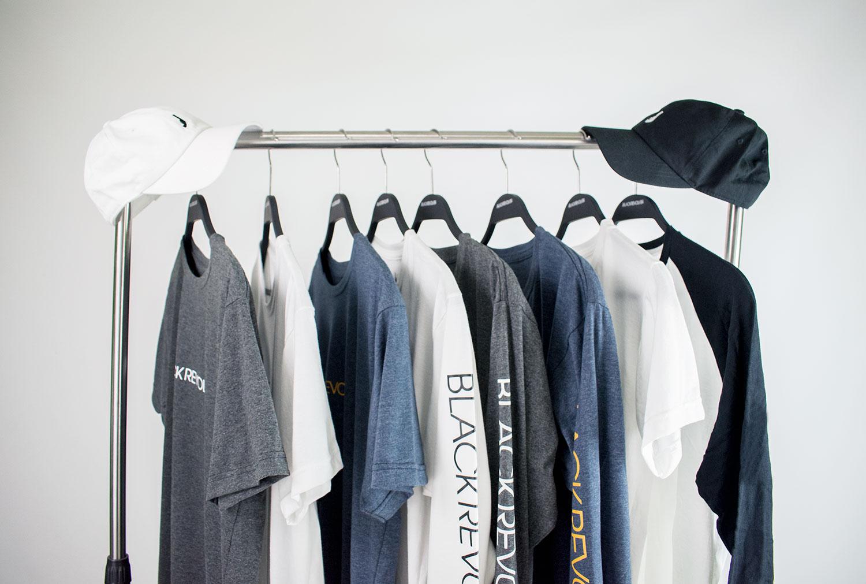Black Revolver Apparel / Streetwear