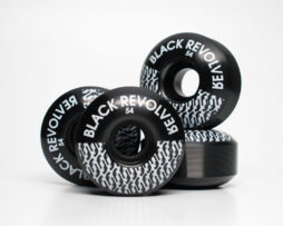 black revolver wheels blacks revolvers
