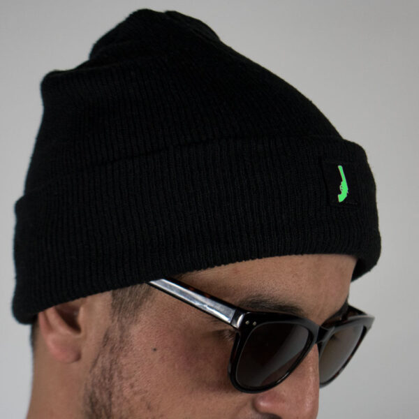 beanie revolver icon glow in the dark 2